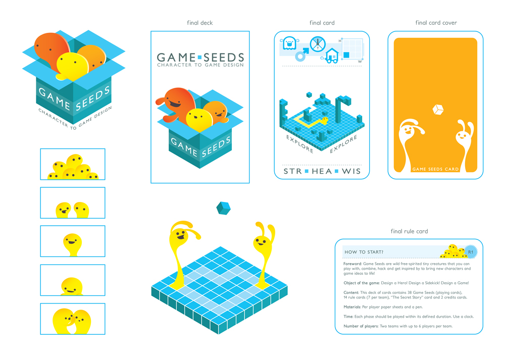Game Design Ideas gorgeous game design ideas by creative mintsgreat inspire Final Illustrations