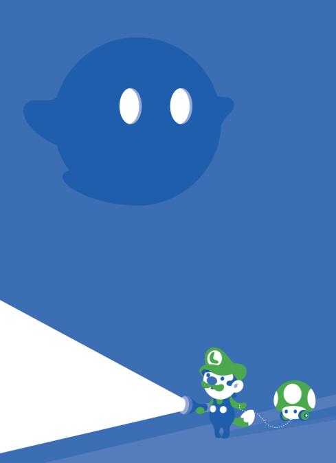 Luigi_Shy