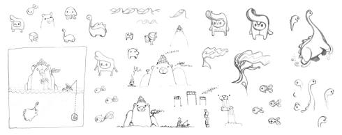 Gleam_lizzywanders_sketches