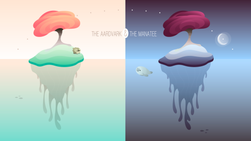 TheAardvark_and_TheManatee